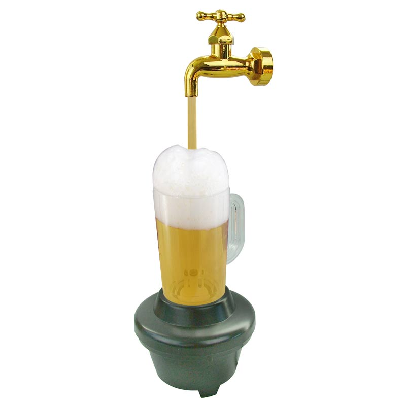 "Фонтан лампа""Пиво""-Lamp ""Beer fountain"""